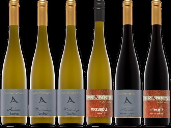 """Weinprobe """"Premium-Kollektion"""""""