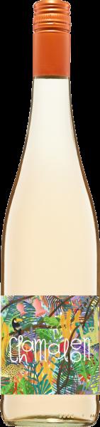 Chamäleon Weiß
