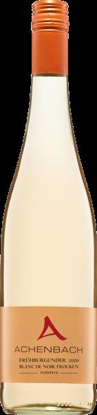 Frühburgunder blanc de noir