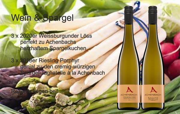 Wein & Spargel